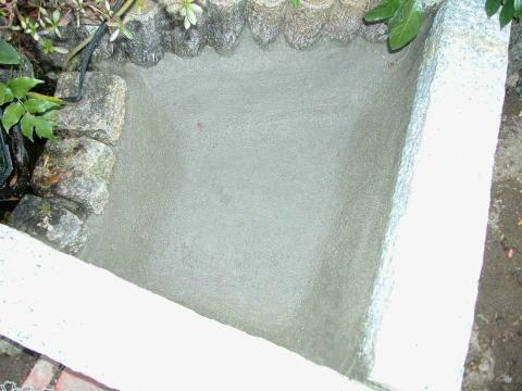フィルター池作り(DIYヘルパー)